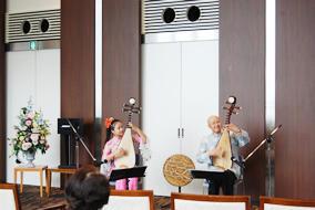 中国琵琶親子コンサート