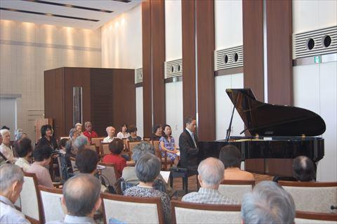 5周年記念ピアノリサイタル