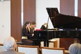 コンサート~ピアノの共演~