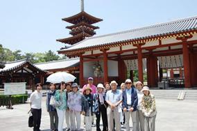 奈良の名所満載バスツアー