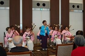 新春津軽三味線コンサート