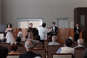 文化祭 スペシャルオペラガラコンサート